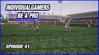 Rugby League Live 4: Player Career EP41 - MINOR INJURY