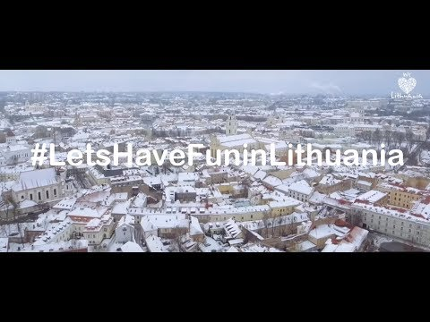 What to see in Vilnius  winter time - #LetshavefuninLithuania