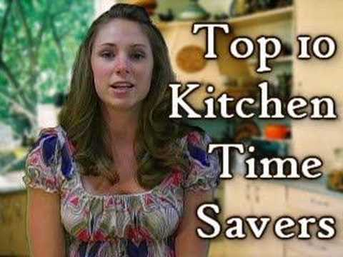 Top 10 Kitchen Cooking Time Savers - Nutrition By Natalie