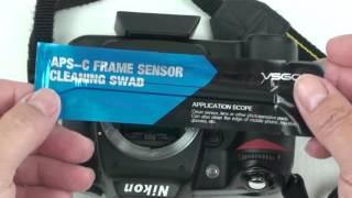 APS-C Frame Sensor Cleaning Swab