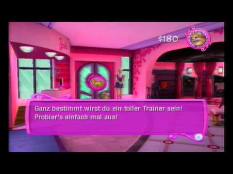 Let´s Play Barbie Fun and Fashion Dogs #1 [German/HD] Aller Anfang ist schwer