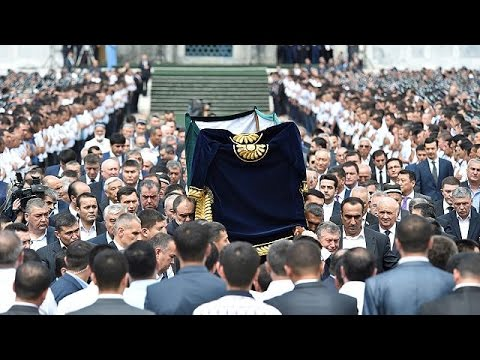 Uzbekistan buries veteran president Islam Karimov