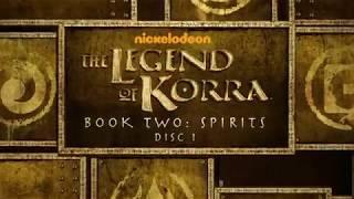 The Legend of Korra (Season 2) | Blu-ray Menu