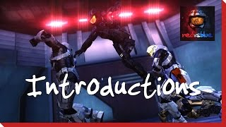 Introductions - Episode 10 - Red vs. Blue Season 9