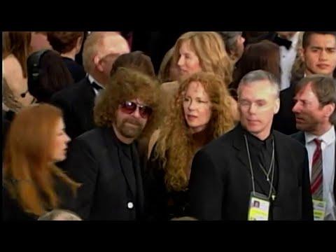 Jeff Lynne & Rosie Vela - Academy Awards (24th March 2002)