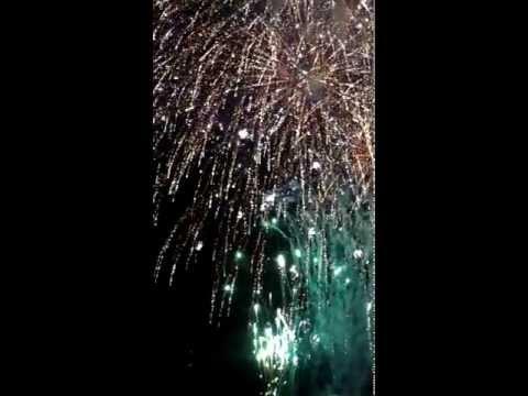 Kure, Kochi-Japan Fireworks