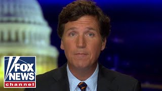 Tucker shows photos of California governor flouting pandemic guidelines