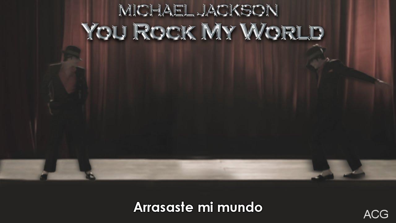 Download Michael Jackson - You Rock My World (Subtitulado en español) [HD Remastered]
