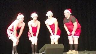 Jingle Bell Rock - Mean Guys style
