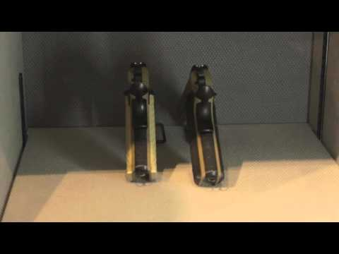 Handgun Hangers and Rifle Rods Video