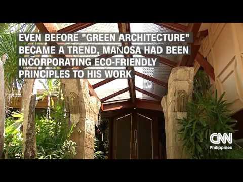 Bobby Mañosa's green architecture