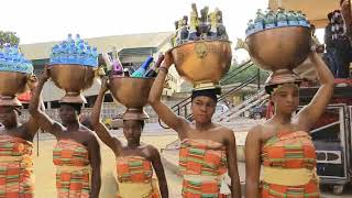Obour, MUSIGA And Nana Ampadu Pays Sympathy To Awura Ama Badu
