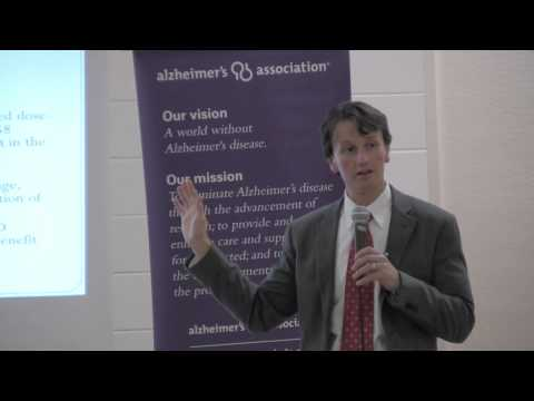 AWARE Presents  Alzheimer's Disease Research