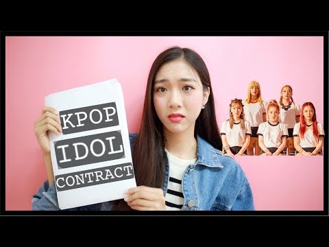 THE TRUTH ABOUT KPOP CONTRACTS  | IDOL INSIDER 🔍