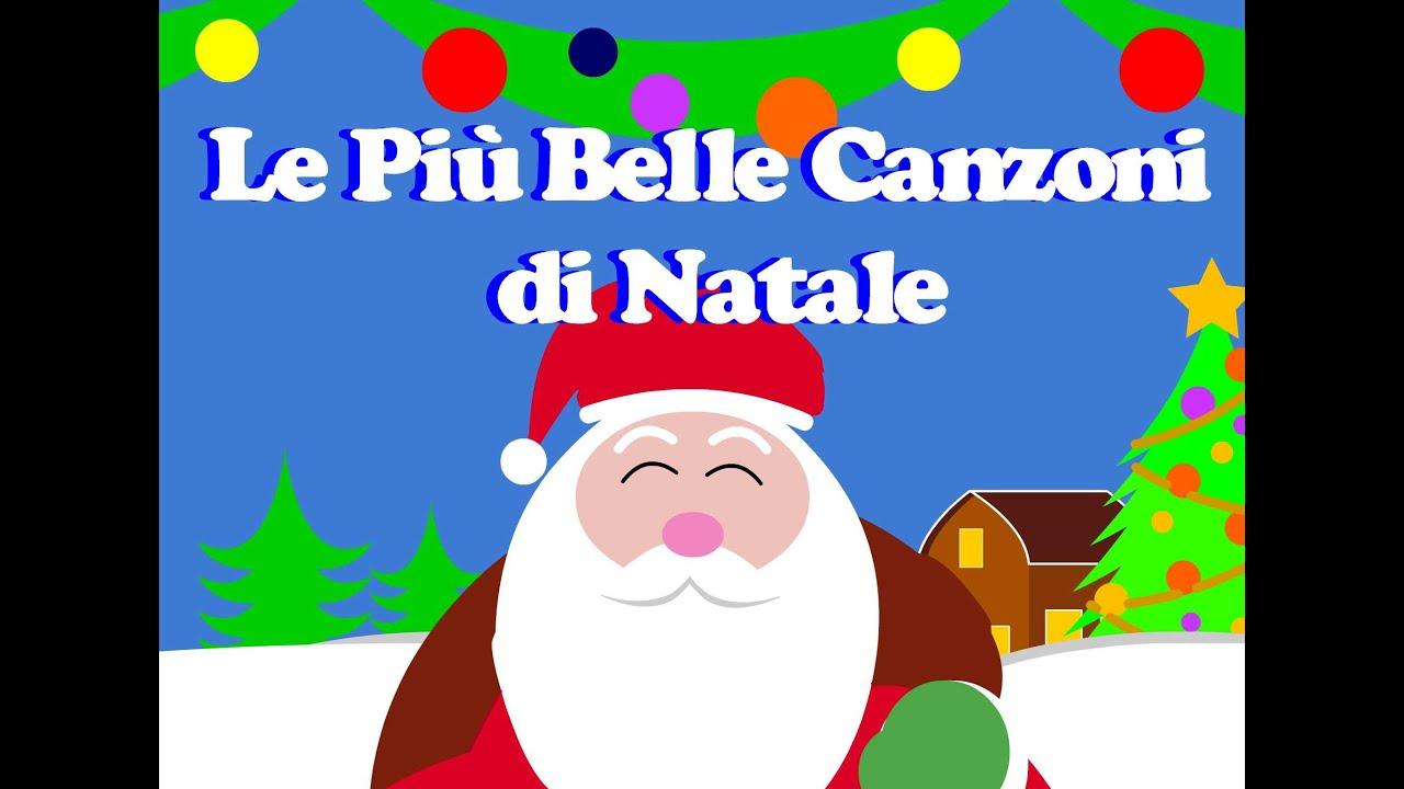 canzoncine di natale in italiano da