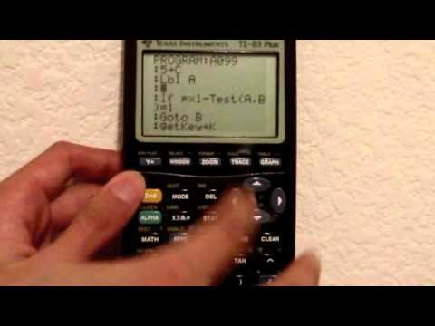 Tutorial- Make your own TI-83 Drive game!
