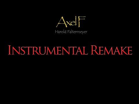 Harold Faltermeyer - Axel F (Instrumental Remake)