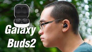 Trải nghiệm Samsung Galaxy Buds2: âm thanh sáng rõ, pin lâu đeo thoải mái, kết nối cực tốt