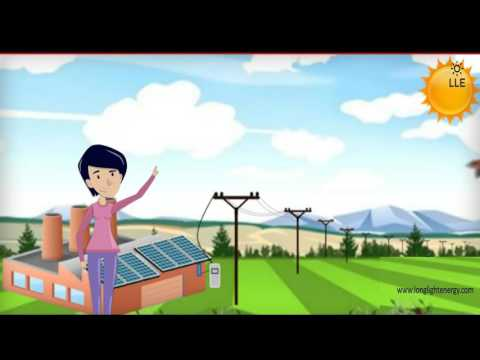 LLE - Energia solar - Industrial