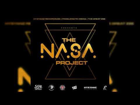Shal Marshall - Save Me (The NASA Project)