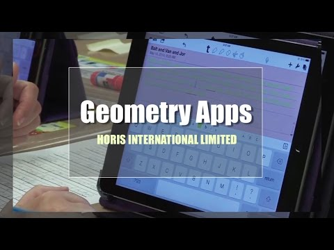 Tech EDGE, Mobile Learning In The Classroom - Episode 55, Geometry Apps