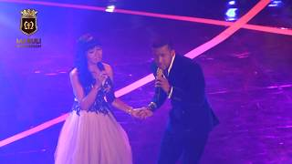 Yura Yunita feat. Maruli Tampubolon - Cinta dan Rahasia (Live performance)