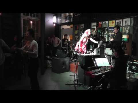 Love you, the Way you are ✿ Gunhild Carling & The Summertimes Hotshots @ Sea Jam 2016