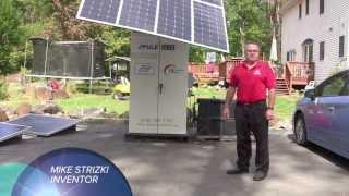 The Joule Box Portable Hydrogen Power Plant