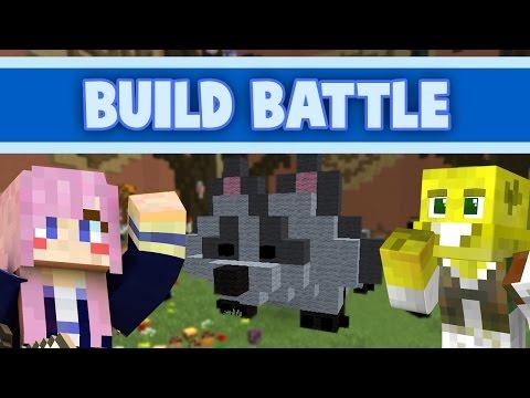 Cute Raccoon | Build Battle with LDShadowlady