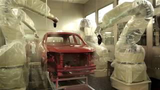 производство автомобилей CHERY
