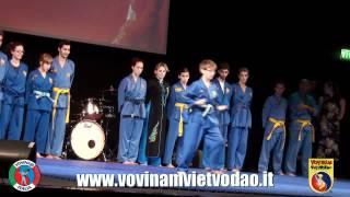 Vovinam Viet Vo Dao, Fior di Loto Festival - DEMO 1