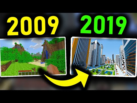 MINECRAFT. HISTORIA LEGENDY | Film Dokumentalny 2019
