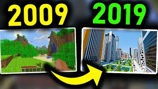 MINECRAFT. HISTORIA LEGENDY (Film dokumentalny 2019)
