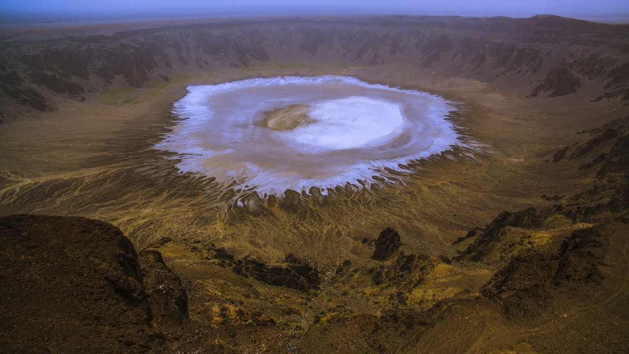 wahbah crater