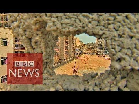 City of snipers: BBC goes inside Benghazi