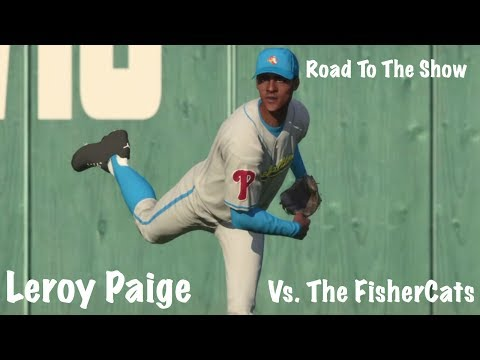 MLB The Show 16 - Leroy Paige - Road To The Show - Looking To Go 5-0 Against The FisherCats