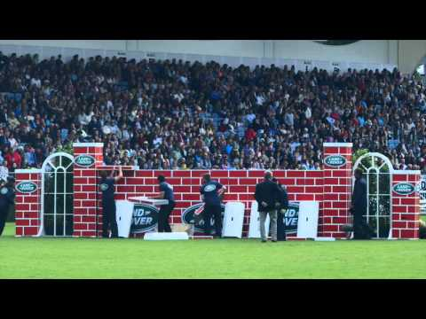 Land Rover Puissance 2015 - The Dublin Horse Show