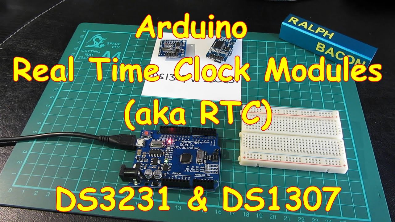 Arduino compatible real time clock modules rtc