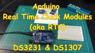 5 arduino compatible real time clock modules rtc ds1307 ds3231