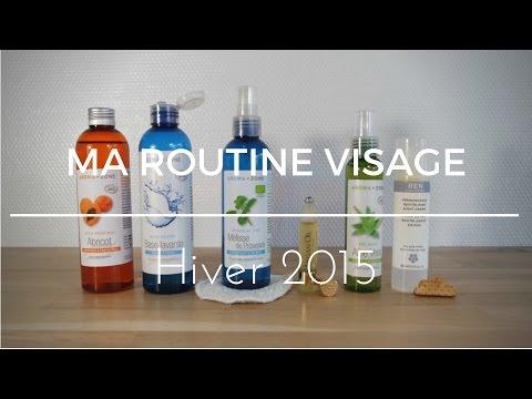 Ma routine de soins visage bio | Automne/Hiver 2015