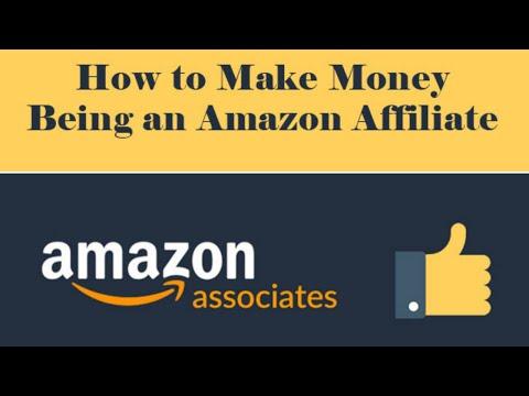 Amazon Affiliate Marketing Tutorial Video(1) thumbnail