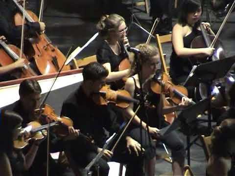 Orquesta Sinfónica Conservatorio Superior Sevilla - José Guillot (p.1)