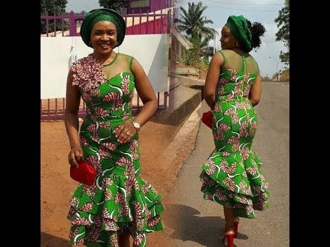 Collections Of Jaw Dropping Unique Ankara Styles From Top Designers In Africa