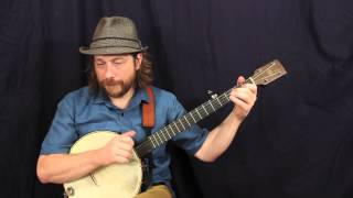Old Joe Clark - Clawhammer Banjo