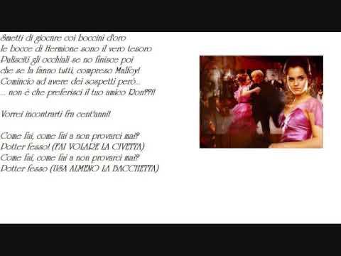 Potter Fesso (parte 1-2-3) Con Testo