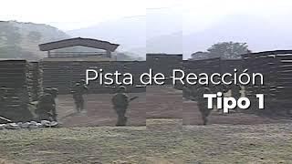 2008, #Adiestramiento en la Pista de Reacción Tipo 1 en #SanMiguelDeLosJagüeyes, #EdoMéx.