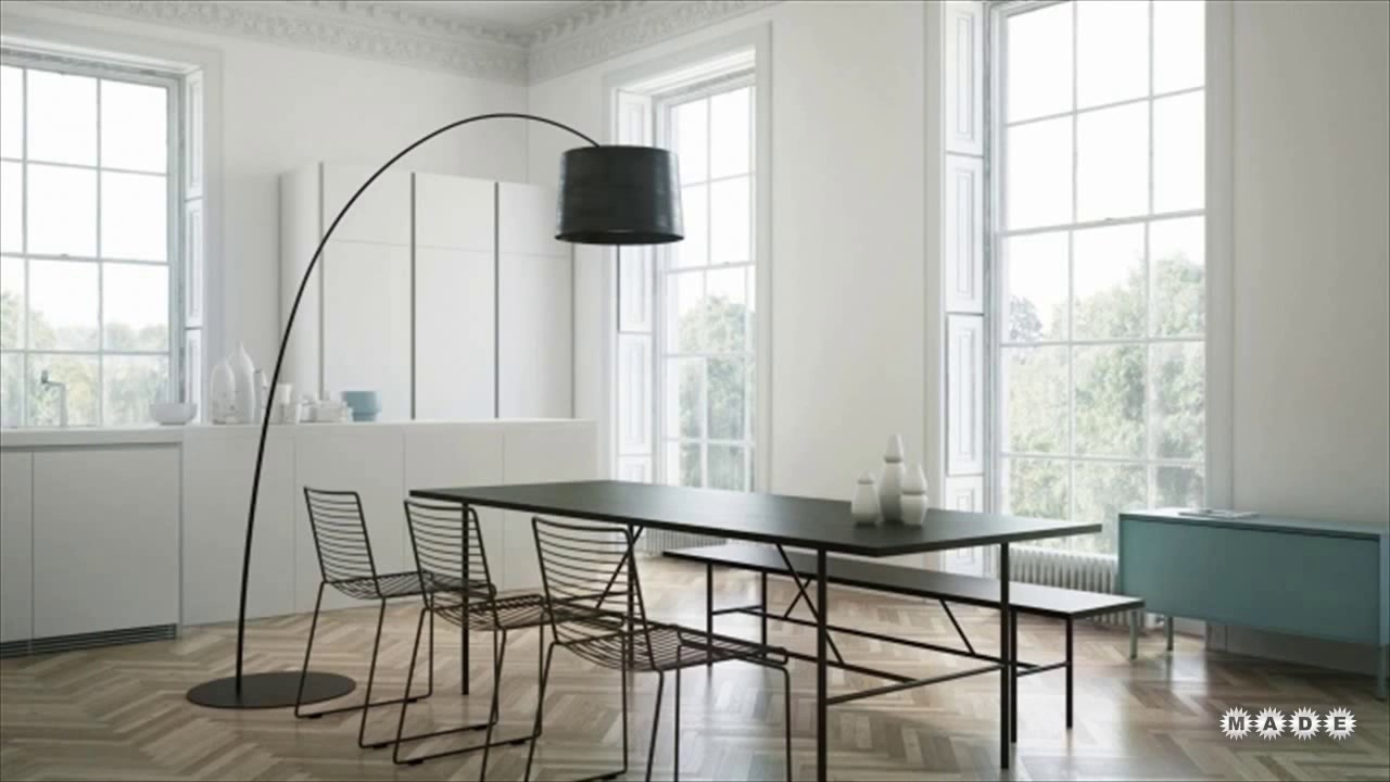 Dining Room Floor Lamps Ideas - YouTube