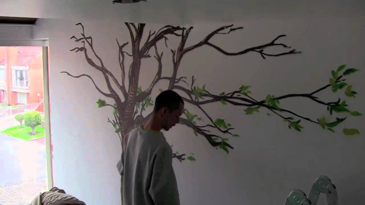 Graffiti Tree By V 233 Rtigo Graffiti Youtube