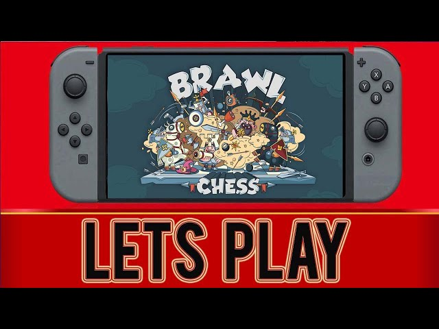 Brawl Chess - Nintendo Switch Touchscreen Support?
