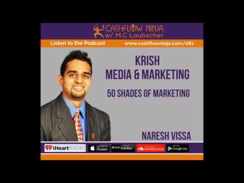 081: Naresh Vissa: 50 Shades Of Marketing